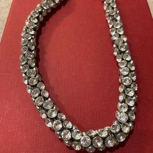 BCBG Crystal Necklace